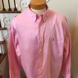 Ralph Lauren XL Long Sleeve Shirt(NWOT)